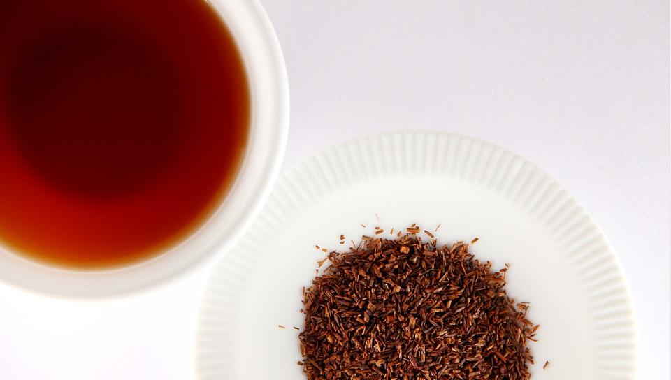 Rooibos Kräuter und Tee